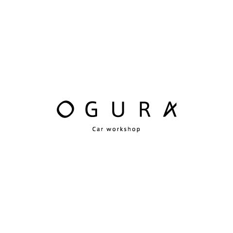 くるま工房OGURAロゴ01