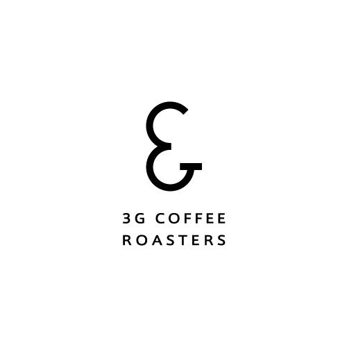 サンジーコーヒーロゴデザイン
