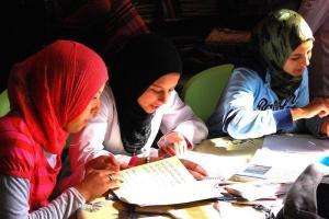 Filles EPT © Education pour tous