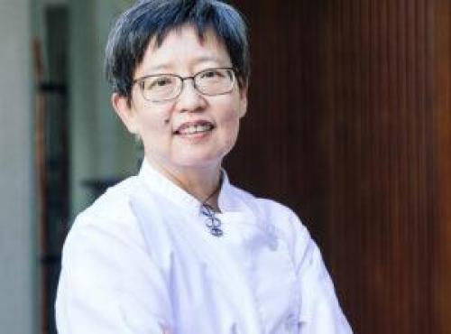 Patricia Yeo, Maslina Resort, cuisine durable