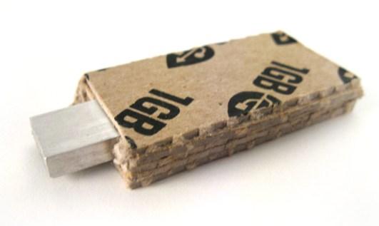 usb-stick cardboard concept, colin garceau-tremblay