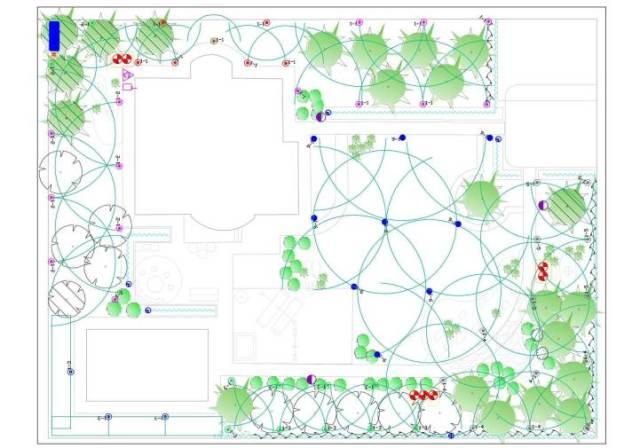 Проектирование системы автоматического полива в Чернигове