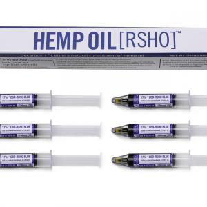 BLUE LABEL 10G CBD HEMP OIL (1700MG CBD)