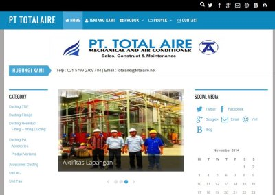 PT.Total Aire