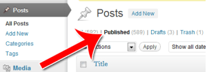 Taking care of your WordPress blog. #Blogging