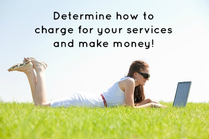 How much should you charge for your services?
