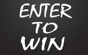 enter to win symbol
