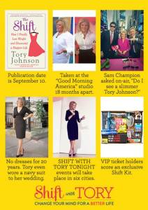 The Shift with Tory #weightloss