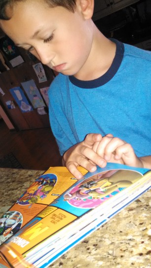 The National Geographic Kids Almanac 2015 Review and #Giveaway