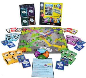Flip2BFit Board Game Gift Ideas for Kids