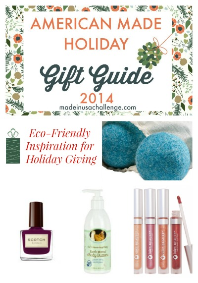 Eco-Friendly Inspiration for Holiday Gift Giving