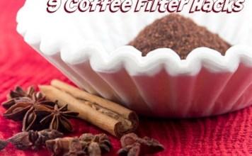 9 Coffee Filter Hacks