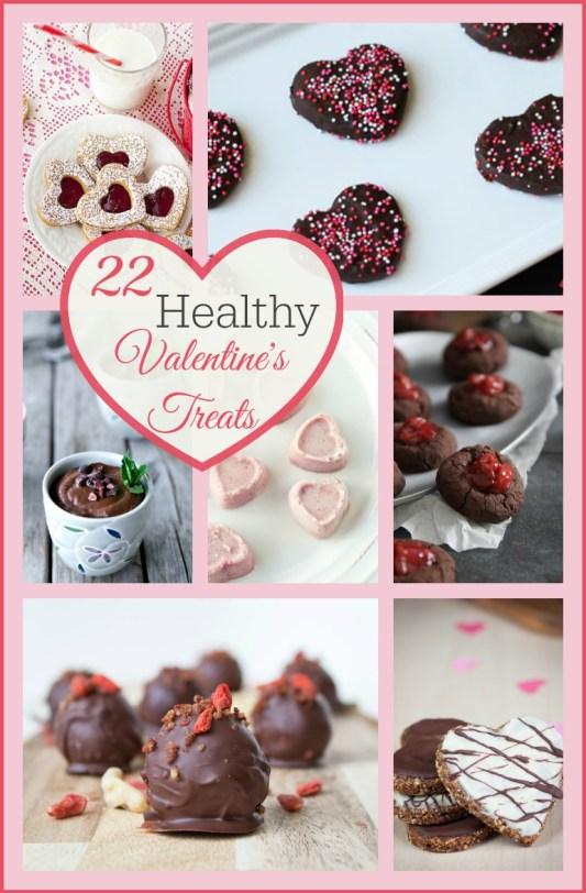22 Healthy Valentine's Treats