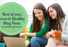 Top Green and Healthy Blog Posts of 2015