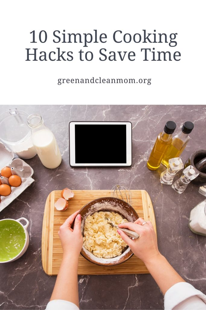 Simple Cooking Hacks to Save You Time and Money