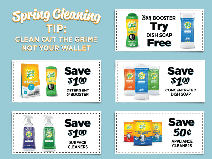 Lemi Shine Spring Cleaning Coupons and Tips