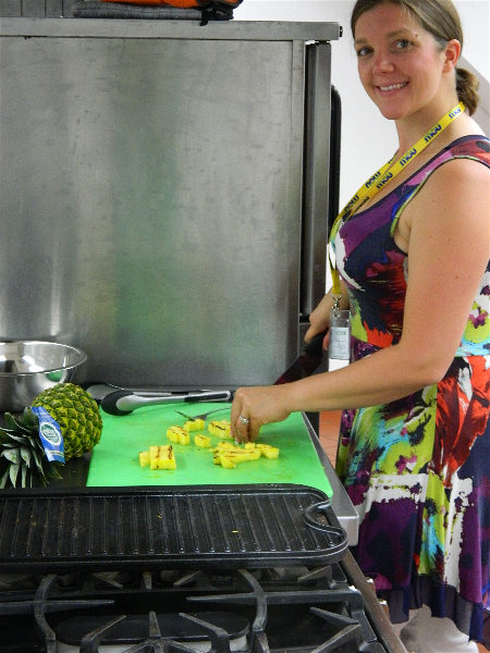 Kelly from Nosh and Nourish sharing a NOW Foods Inspired recipe and her love for NOW Foods.