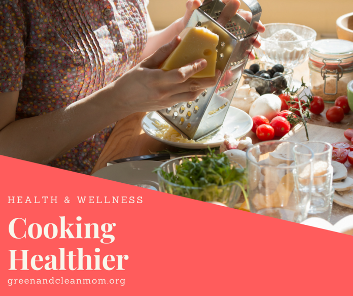 Tips for Cooking Healthier