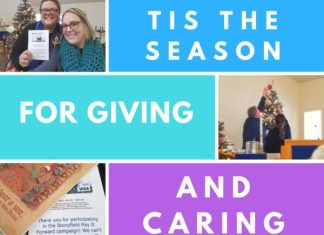 Paying it Forward this Holiday Season