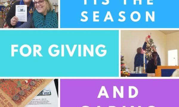 Paying it Forward this Holiday Season