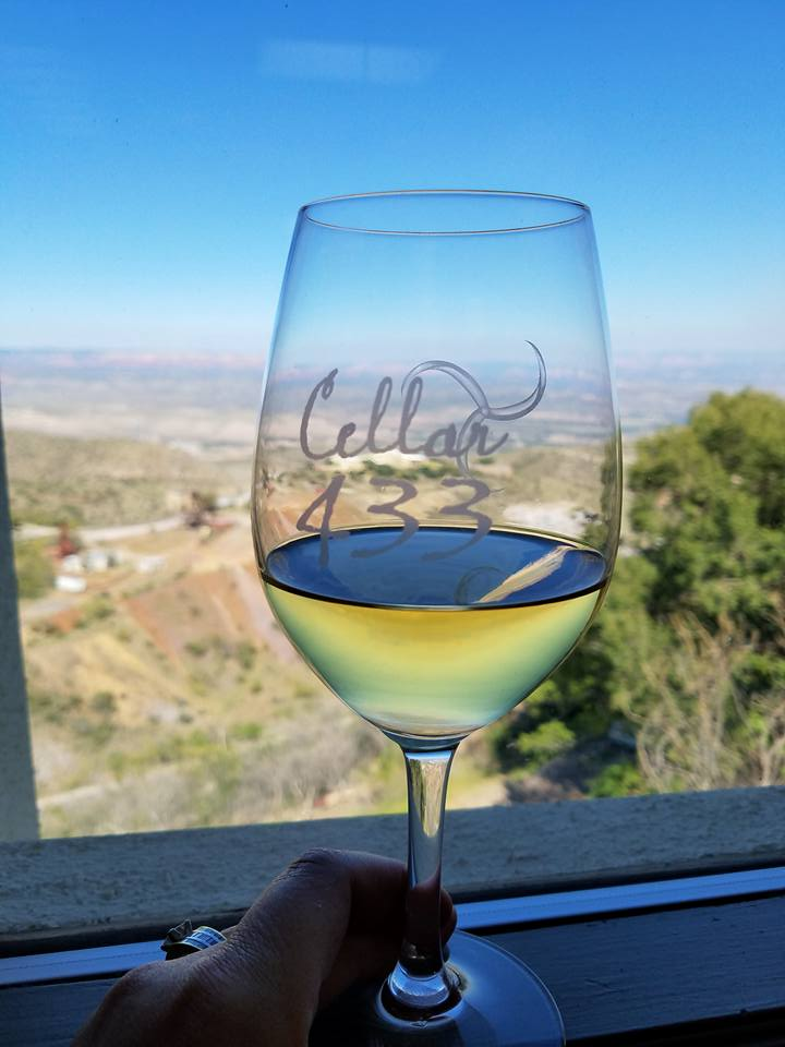 Jerome, Arizona for good eats, history, wine and views that are amazing – a true old western town