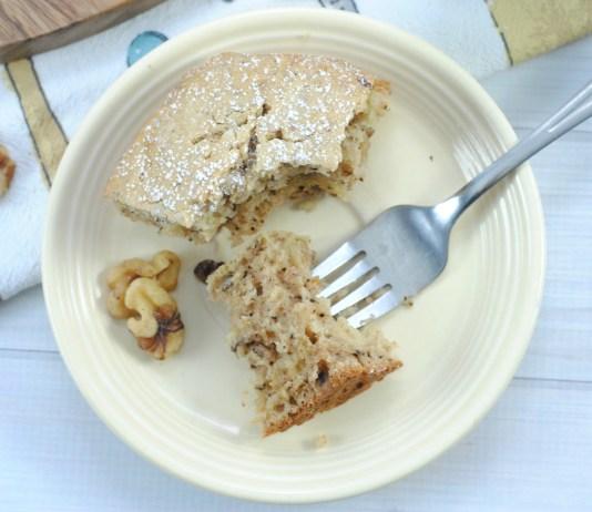 How to Make a Homemade Walnut Cake Recipe