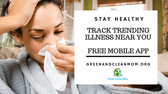 Free Mobil App Helps Track Trending Illnesses near You