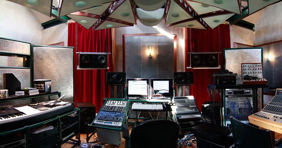 Alan Wilder - Studio