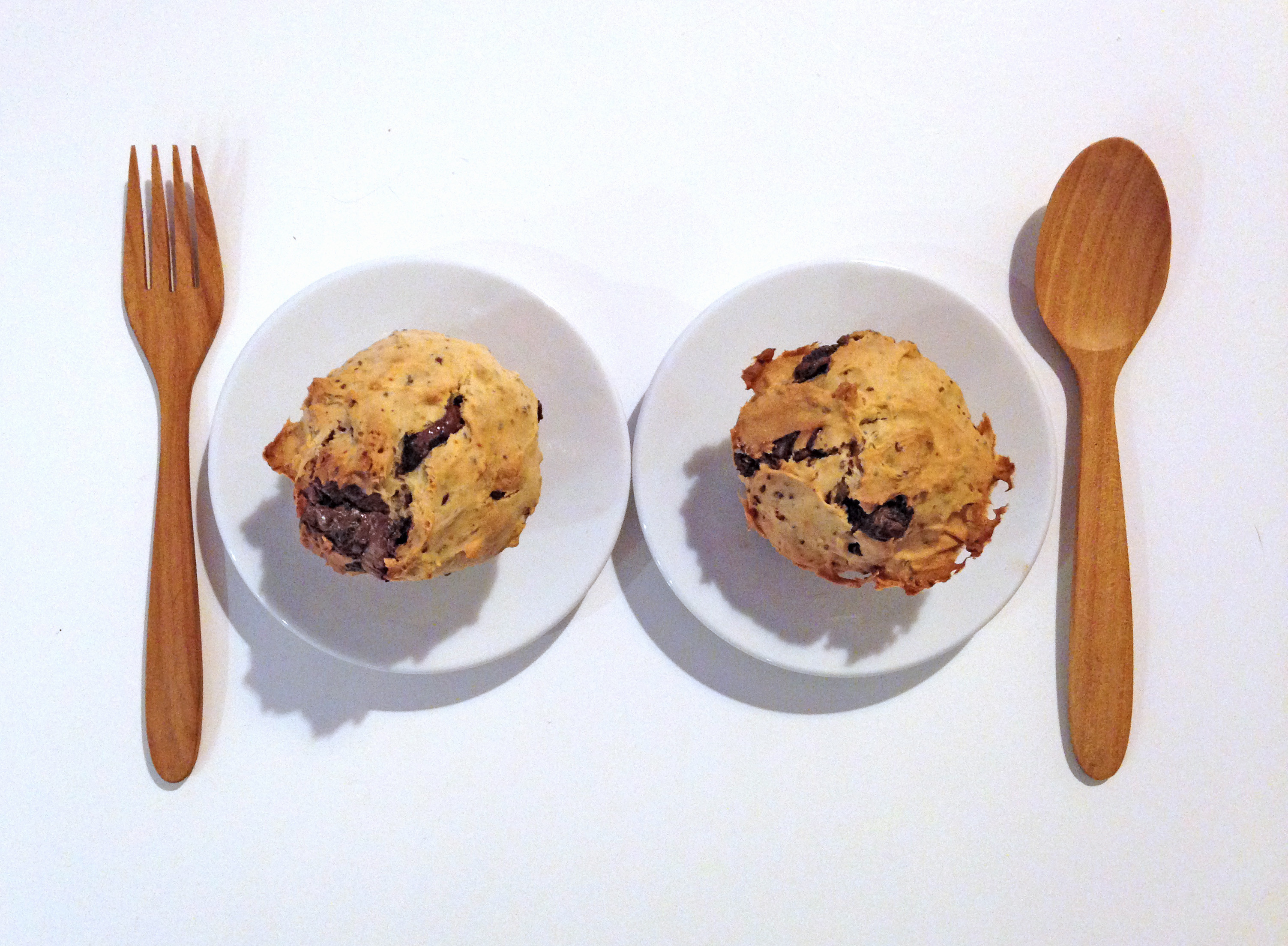Chia seed cookie