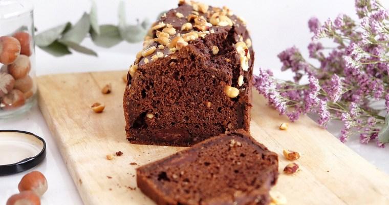 Tasty carob cake