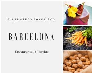 Guia gratuita Restaurantes Barcelona