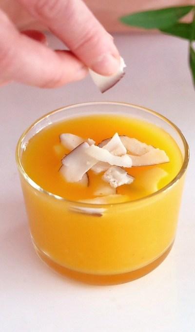 Super smoothie vitaminé tropical