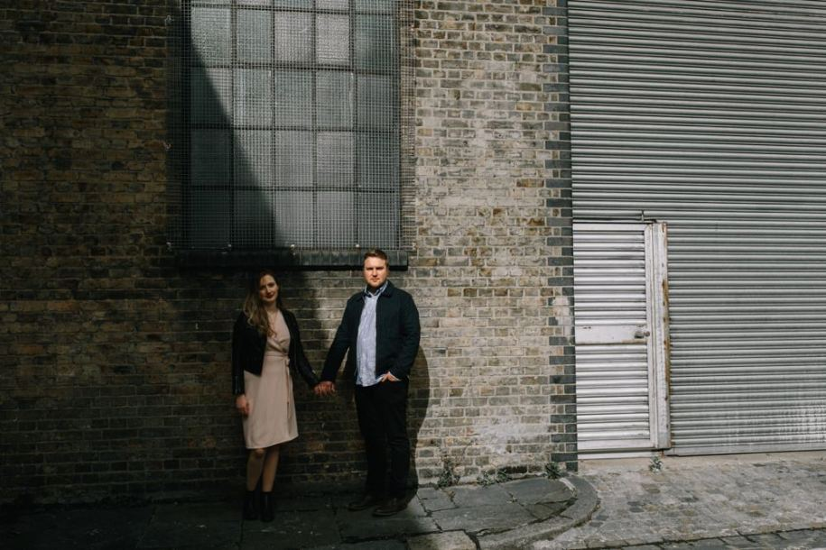 Kentish Town Pre Wedding photo session