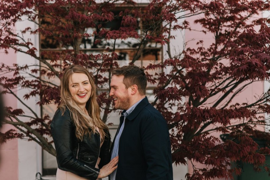 pre wedding photo session London
