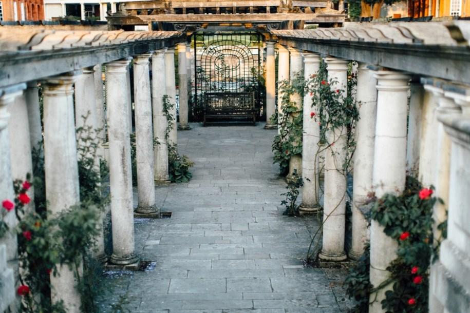 London's hidden gems Hampstead Pergola Hill Gardens
