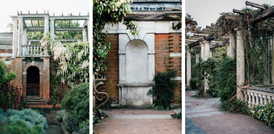 Pergola Hill Gardens Hampstead Heath London hidden gem