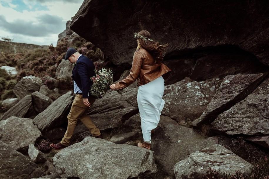 northumberland elopement wedding photographers