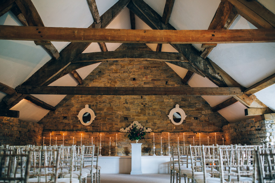 Almonry Barn wedding Venue UK