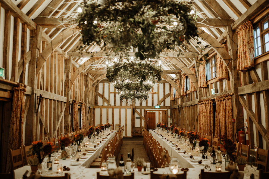 Gate Street Barn Wedding Venues UK