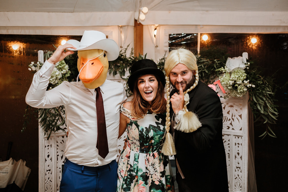 photo booth guests