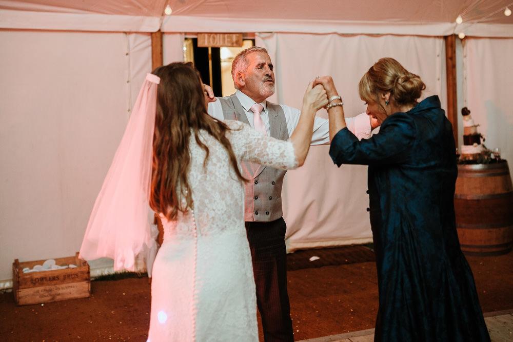 fun wedding dorset