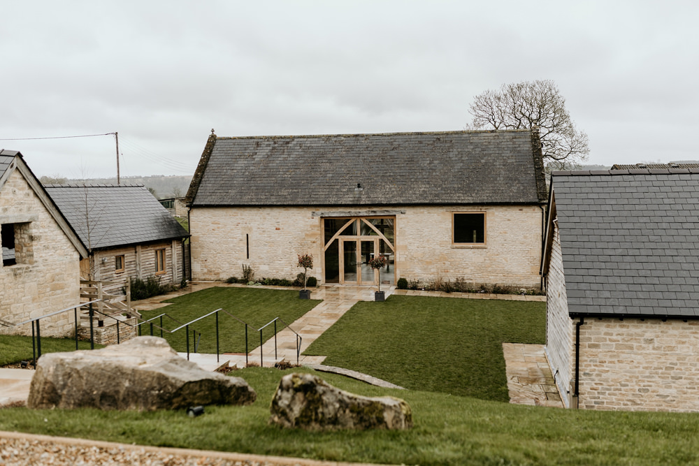 The Barn at Upcote Cotswolds wedding venue