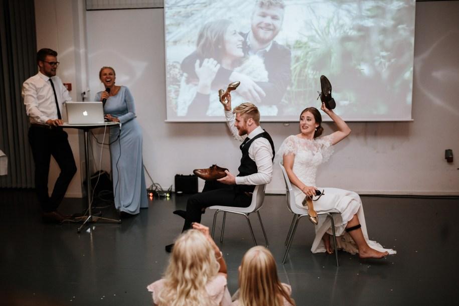 Mr and Mrs Quiz wedding reception ideas