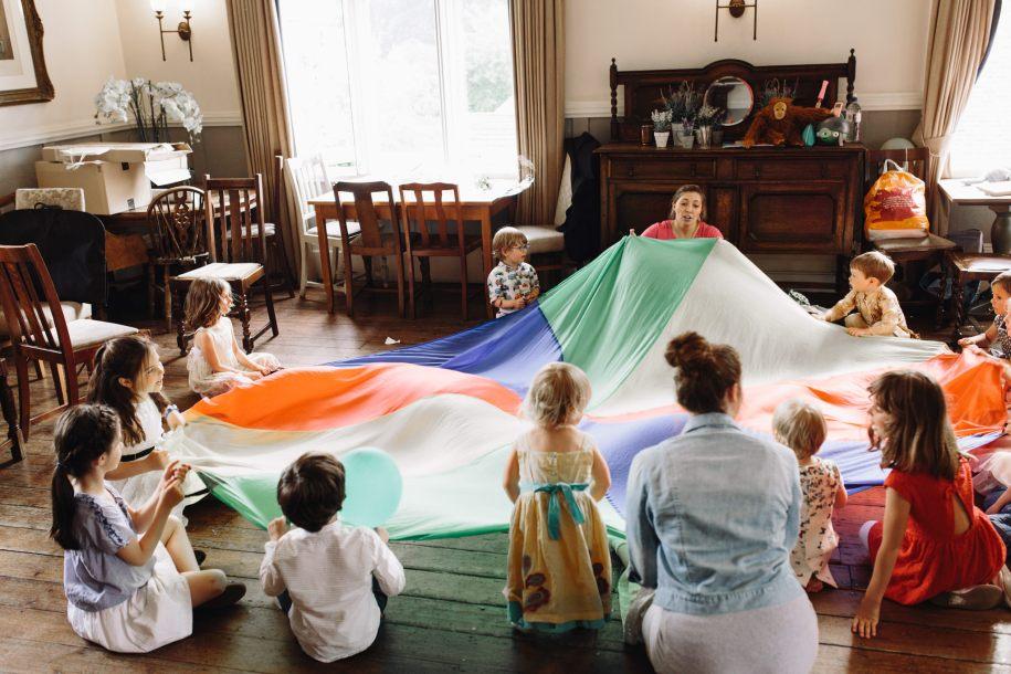 children entertainment ideas for weddings