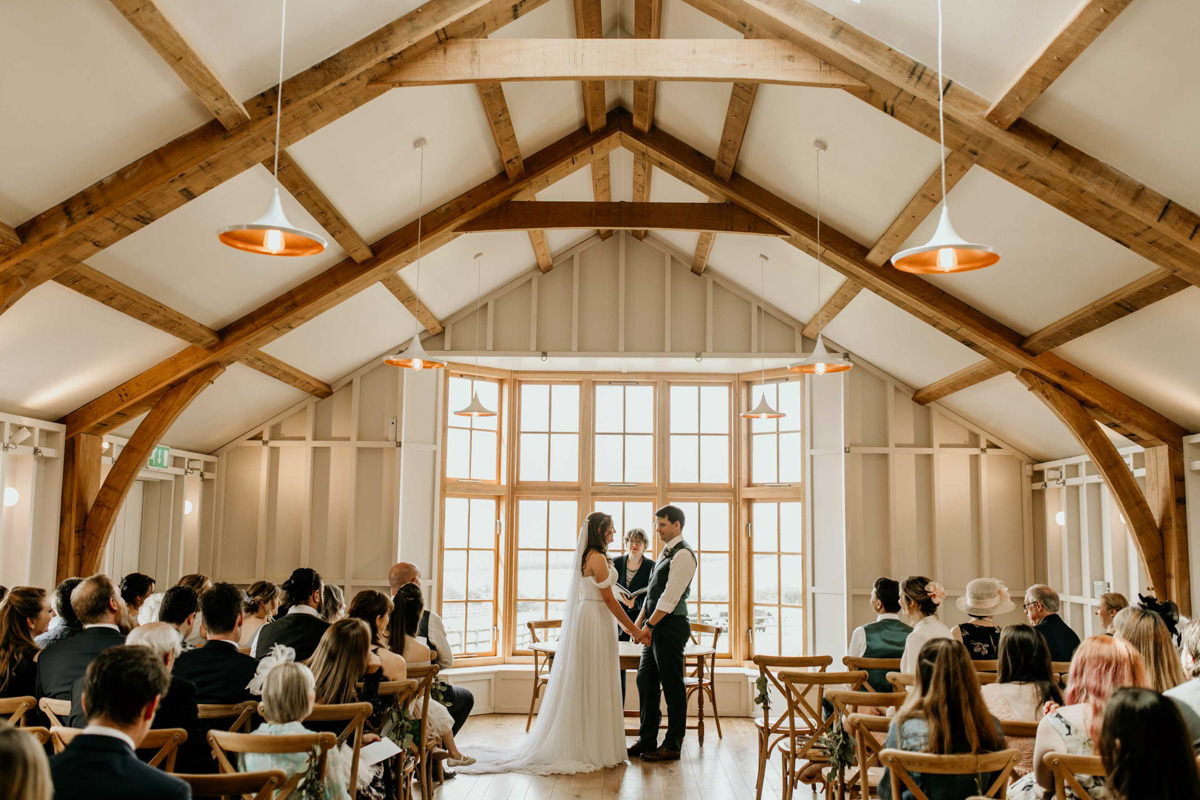 hyde house wedding ceremony