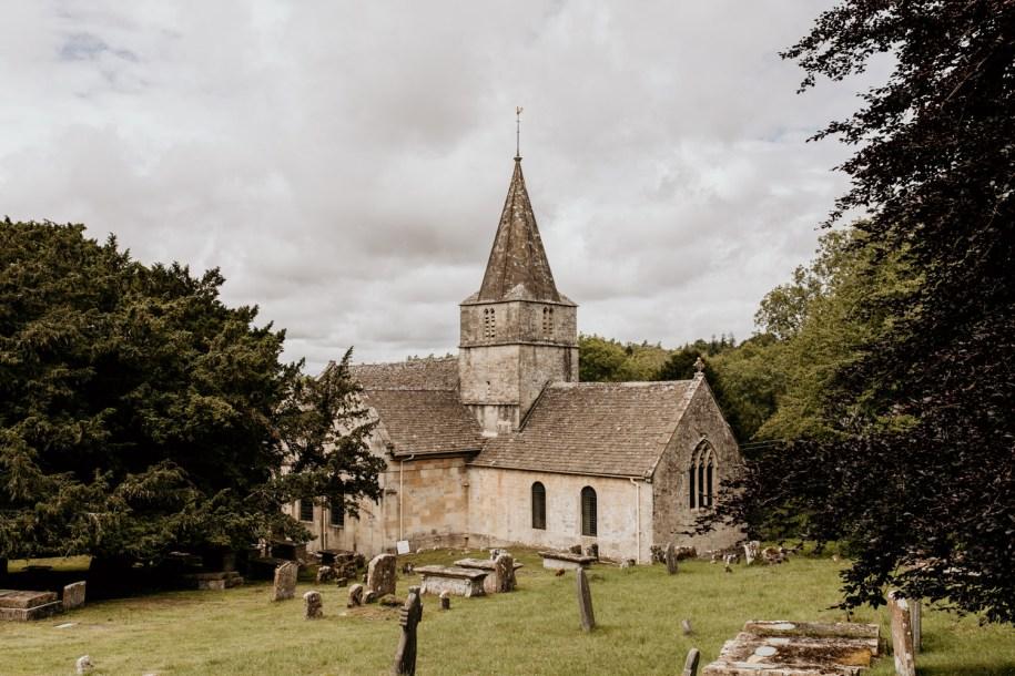 Sapperton church cotswolds