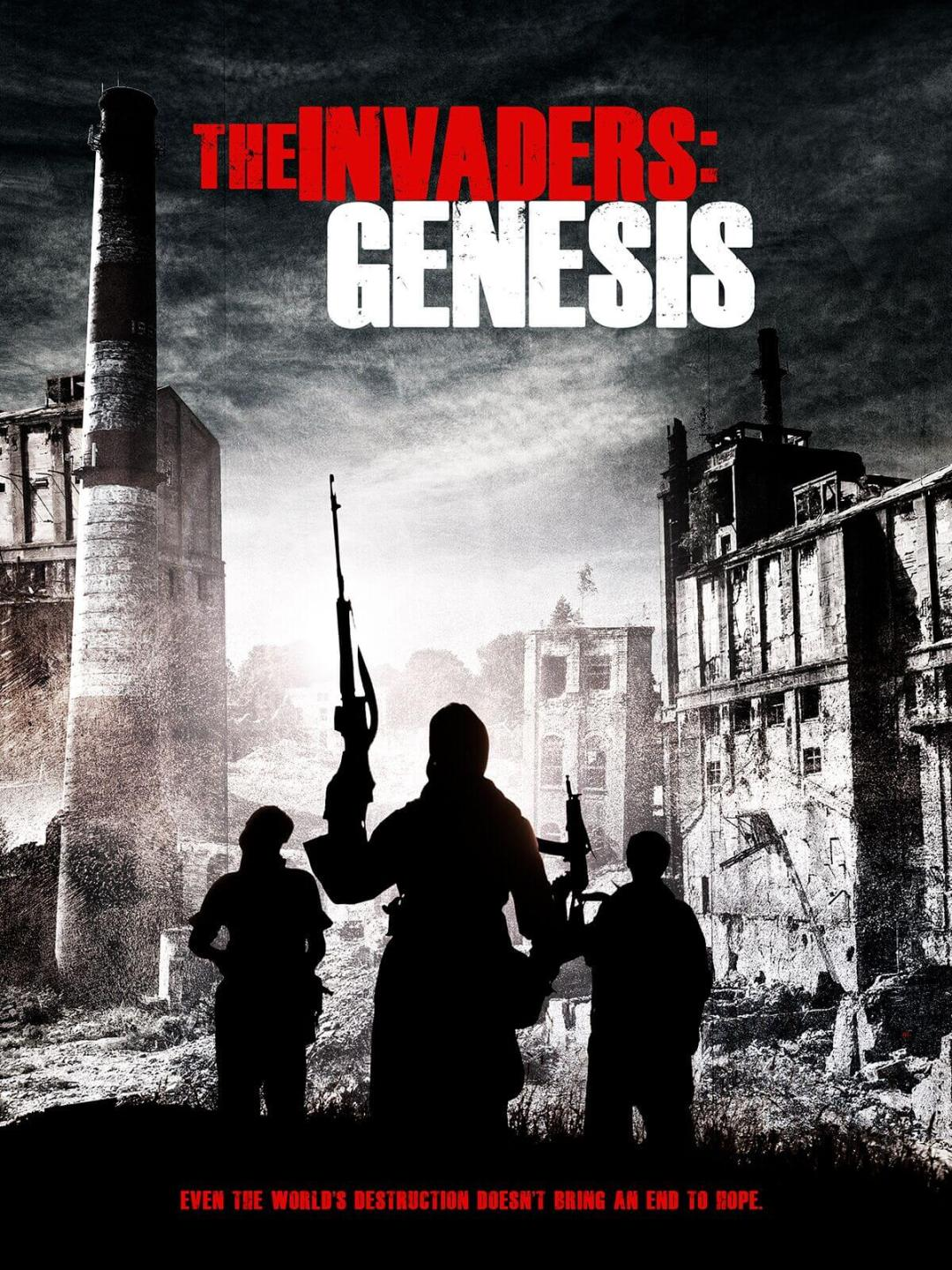 THE INVADERS: GENESIS