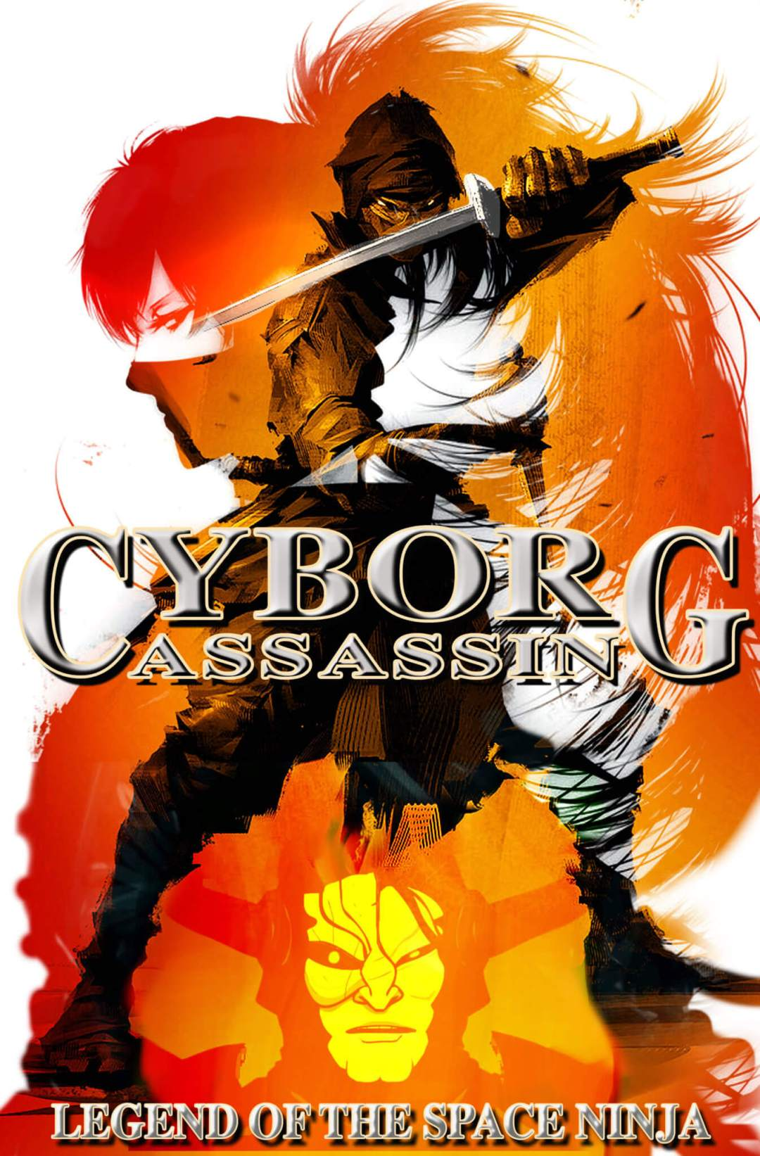 Cyborg Assassin NOT FINAL CYBORG ASSASSIN: LEGEND OF THE SPACE NINJA