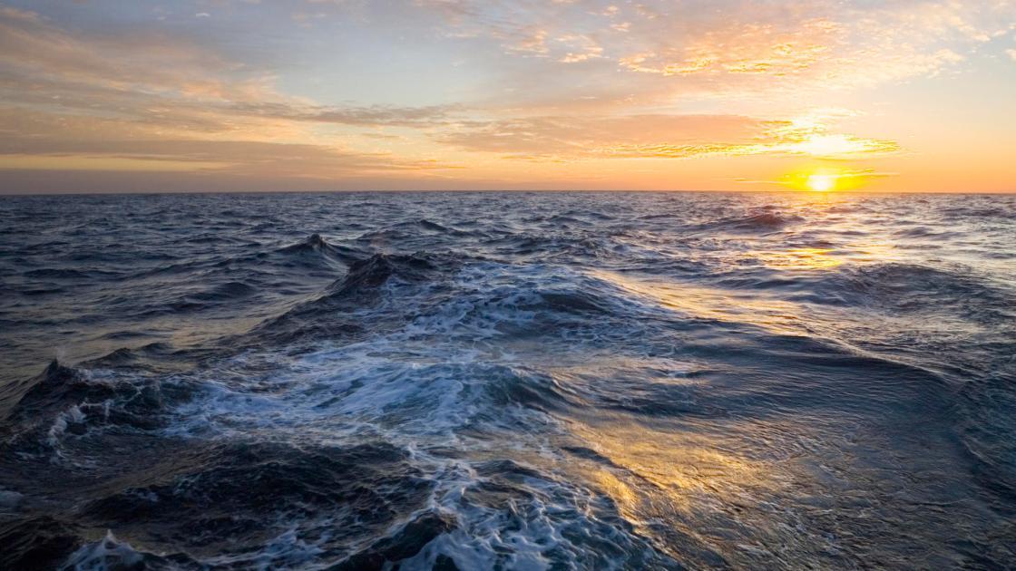 250 underwater waves detected in the Atlantic Ocean