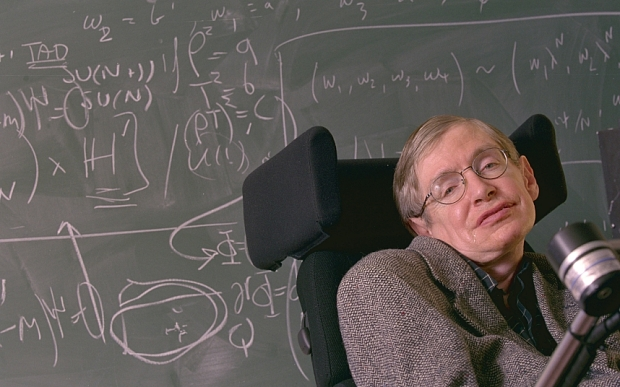 Stephen Hawking tells the world what is more dangerous than Trump